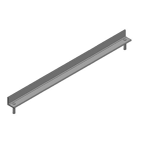 Tie Bar 0.7m Galvanised
